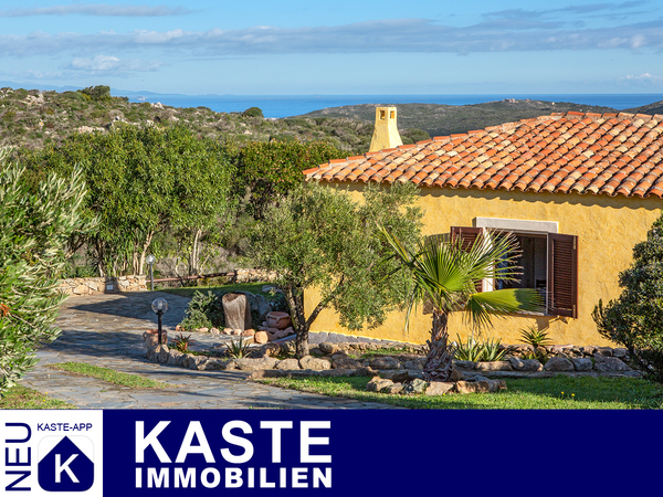 Medium immobilien sardinien villa