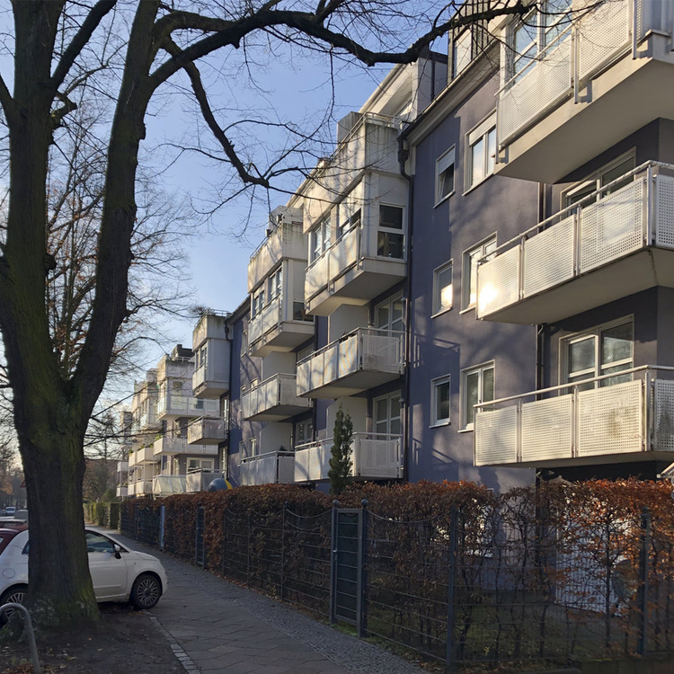 Package of apartments with attractive yield in Weißensee