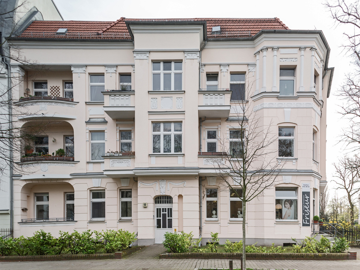 House view | Hertz Straße